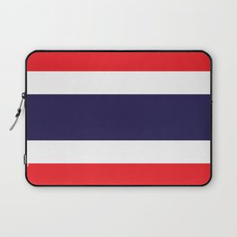 flag of thailand 2 -thailand,Siam,thai,siamese,bangkok. Laptop Sleeve