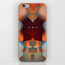 The Devil in the Details iPhone Skin