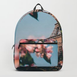 Paris in spring #society6 #decor #buyart Backpack