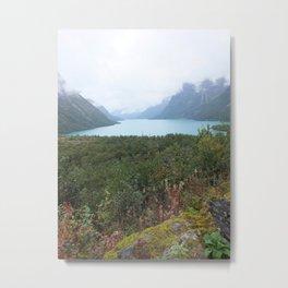 Lake Loen Metal Print
