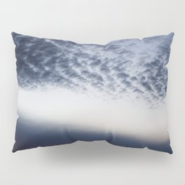 Drama above the Fjord Pillow Sham