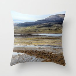 McLeods Tables on the Isle of Skye Throw Pillow