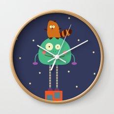 Moncho Wall Clock
