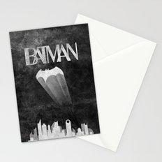 gothams knight Stationery Cards