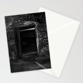 I Sit And Think - Old Ohio Basement Stationery Cards