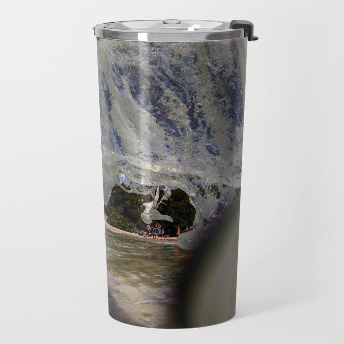 Worlds Collide Travel Mug