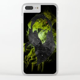 Long Live the King Clear iPhone Case
