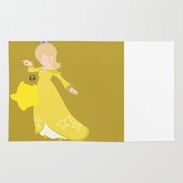Rosalina(Smash)Yellow Rug