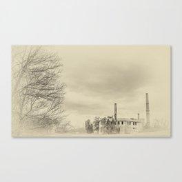 Winter Island-Salem MA Canvas Print