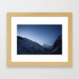 Asia 35 Framed Art Print