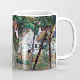 1881 - Paul Cezanne - Turn in the Road Coffee Mug