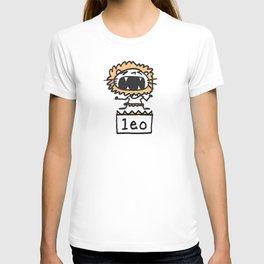 Rawwrrrr! says the Leo. T-shirt