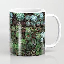 Succulents Galore Coffee Mug