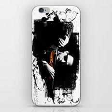 violinist iPhone & iPod Skin