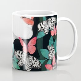 Butterflies // you make my heart flutter Coffee Mug