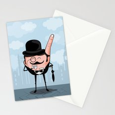 Sir Pinky Stationery Cards