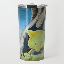 peace and abra Travel Mug
