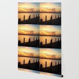 Dockside Dreaming Wallpaper