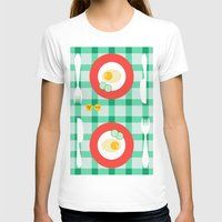 breakfast T-shirts featuring breakfast by vitamin