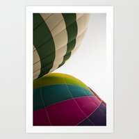 Hot Air Art Print
