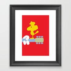 Woodstock Framed Art Print