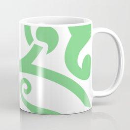 """""""MOSAICO"""" verde Coffee Mug"""