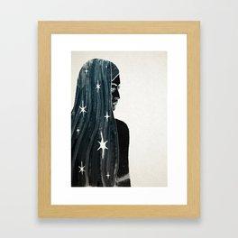She's Full Of Magic Framed Art Print