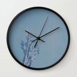 Catalina Cactus Wall Clock
