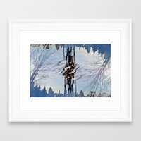 transformer Framed Art Prints featuring Transformer by Citizen Erased Photography