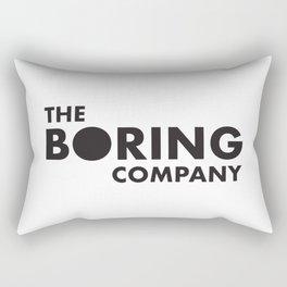 THE BORING COMPANY Rectangular Pillow