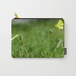 Oxalis Carry-All Pouch