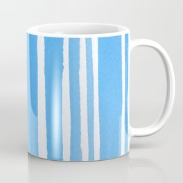 stand-up turquoise Coffee Mug