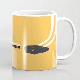 Elite: Dangerous inspired - The Cobra  Coffee Mug