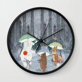 baby showers Wall Clock