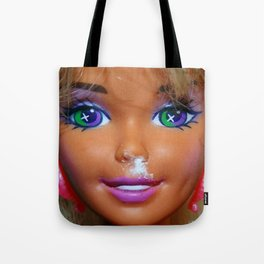 Weekend Mess Tote Bag