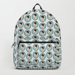 60s head Backpack