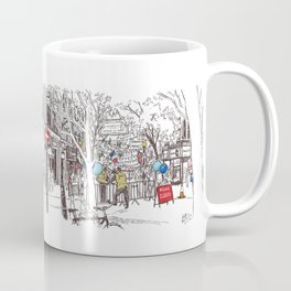 shaftesbury, monmouth and neal, london Coffee Mug
