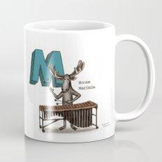 Animals & Instruments ABCs – M Coffee Mug