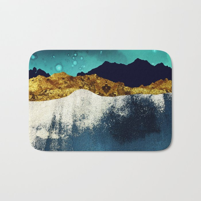 Evening Stars Bath Mat
