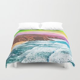Colorama #graphicart #nature Duvet Cover
