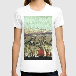 Wolf Team T-shirt