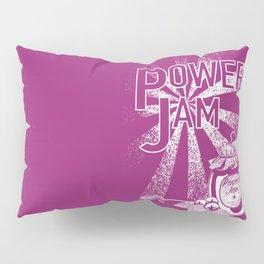 Power Jam graphic Pillow Sham