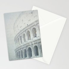 Letters From The Colosseum - Rome Stationery Cards