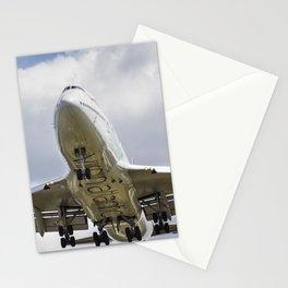 Virgin Atlantic Boeing 747 Stationery Cards