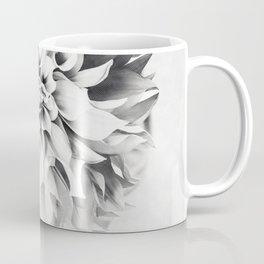 White flower ... Coffee Mug