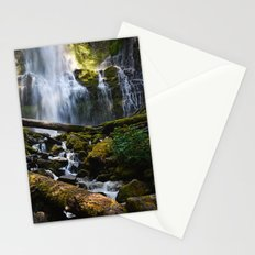 Lower Proxy Falls Stationery Cards
