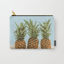 Pineapple Lineup Carry-All Pouch