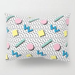 Memphis pattern no.3 Pillow Sham