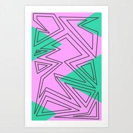 As I Lay Dying Art Print