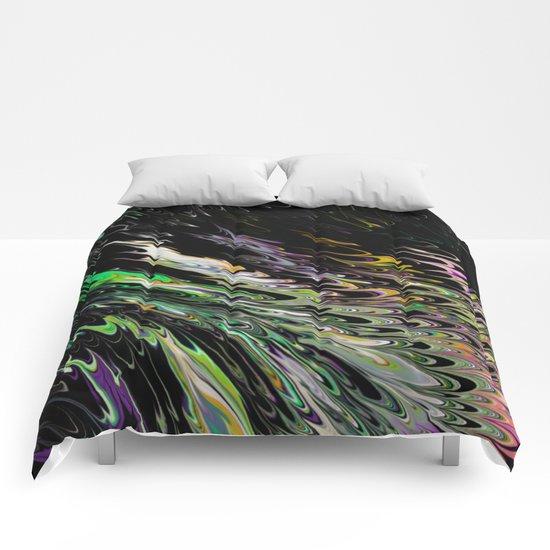 UNFrailing Comforters